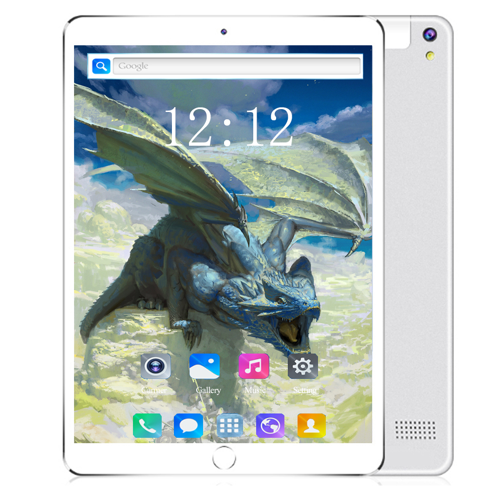 New Android 8.0 The Tablet 8 Core Ram 6GB Rom 128GB 3G 4G LTE 1280 800 IPS 5.0MP SIM Card Ips Tablet 10.1 Inch Android Tablet PC