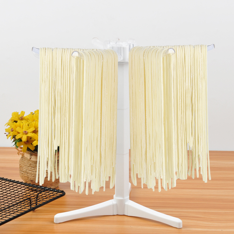 Collapsible Pasta Drying Rack Fresh Spaghetti Dryer Stand Noodles Drying Holder Hanging Rack Pasta Kitchen Cooking Tools image