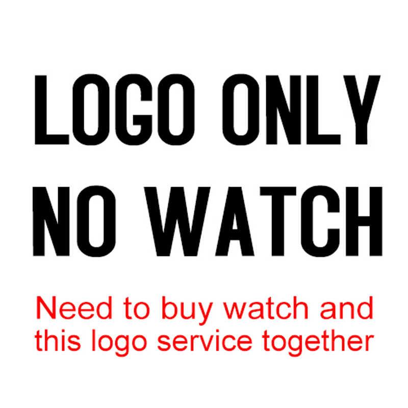 Reloj de madera bambú con mensaje y logo grabado personalizable, reloj OEM tallado con diseño creativo e impresión láser hecho a pedido, n° de producto