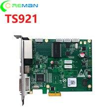 Linsn – affichage led polychrome d'intérieur et d'extérieur, carte d'envoi, TS802D TS802 TS921, prix de gros