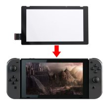 цены Touch Screen Touchpad Glass Digitizer Replace for Nintendo Switch Controller NS Console Touch Screen Digitizer