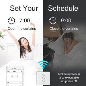 Image 3 - Смарт переключатель для штор с Wi Fi, работает с приложением
