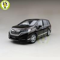 1/18 Honda MPV ELYSION Commercial vehicle Diecast Metal MPV Car SUV Model Toys Boys Girls Gifts Brown
