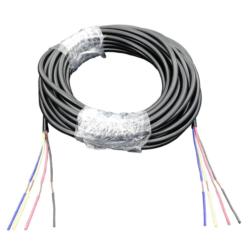 VANSOALL Visuelle Gegensprechanlage Türklingel 7 ''TFT LCD Wired Video Tür Telefon Im Freien IR Kamera System Unterstützung Entsperren mit 30m kabel - 6