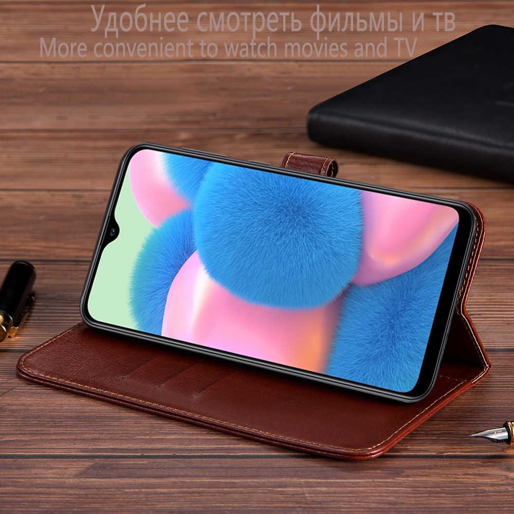 Buku Flip Dompet Kulit Case untuk BQ 5730L Magic C China Mobile Forerunner X1 5G Cubot C15 Pro P30 dexp BS160 G550 Phone Case