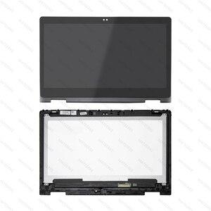 Image 4 - NT133WHM A10 B133HAB01.0 NV133FHM N41 NV133FHM A11 LCD Digitalizador de pantalla táctil Panel para DELL Inspiron 13 5368 5378 6NKDX 06NKDX