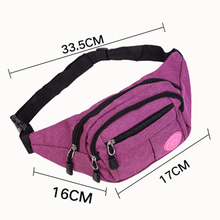 купить Waist Bag Female Belt New Brand Fashion Waterproof Chest Handbag Unisex Fanny Pack Ladies Waist Pack Belly Bags Purse онлайн