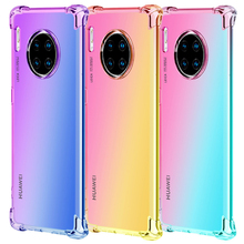 Gradient Case Protective Case For Huawei Mobile Pho