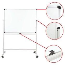 Board magnetische marker BRAUBERG, Premium, 90*120 cm, 2-zijdig