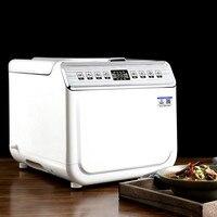Freies schiff Gemüse Scheiben waschmaschine haushalts voll automatische ozon sterilisieren obst und gemüse reinigung reinigung-in Gemüsewäscher aus Haushaltsgeräte bei