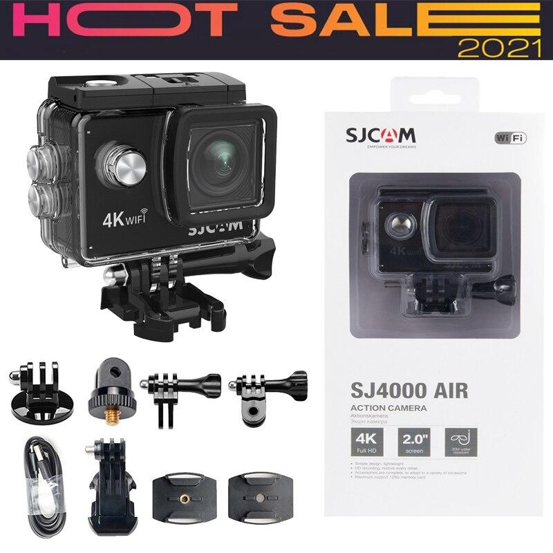 Sj4000 Air Action Camera Full Hd Allwinner 4k 30fps Wifi 2.0