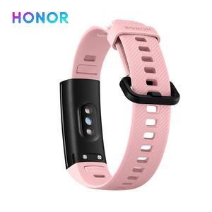 Image 3 - Huawei Honor Band 5 5i 4 4e inteligentny zespół inteligentny zegarek z tlenem krwi AMOLED heart rage fItness sleep tracker wiele języków