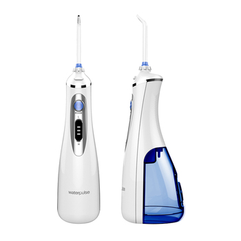 3 Modes Oral Jet Irrigator Portable Water Dental Flosser USB Rechargeable Water Jet Floss Tooth Pick 4 Jet Tips 240ml