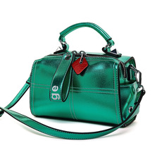 2020 New Style Genuine Leather Trend WOMEN'S Bag Europe And America Hot Selling Shoulder Soft Hand Pillow