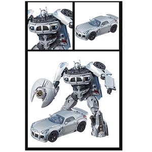 Image 5 - 11cm Transformers Jazz Studio Series Action Figure SS10 PVC Transformation Toys Robot Cars Autobot Christmas Gifts for Children
