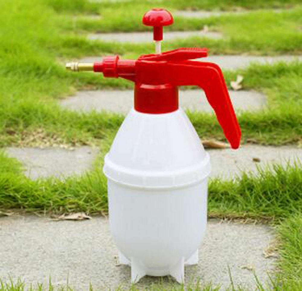 0.8L Litre Paint Pressure Sprayer Garden Shed Patio Wood Pressure Sprayer Pump-1