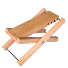 Уличный складной стул из твердой древесины Удобный для пикников