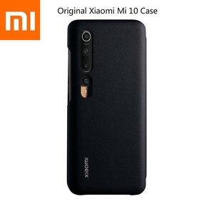 Original Xiaomi Mi 10 Flip Phone Cases 360° Phone Casing Smartphone 12GB+256GB MIUI 11 6.67-inch 20Million Front Camera Covering(China)