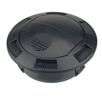Universal Round A/C Air Outlet Vent for RV Bus Boat Yacht Air Conditioner Vent Accessories Repair Kit Part Φ100/75