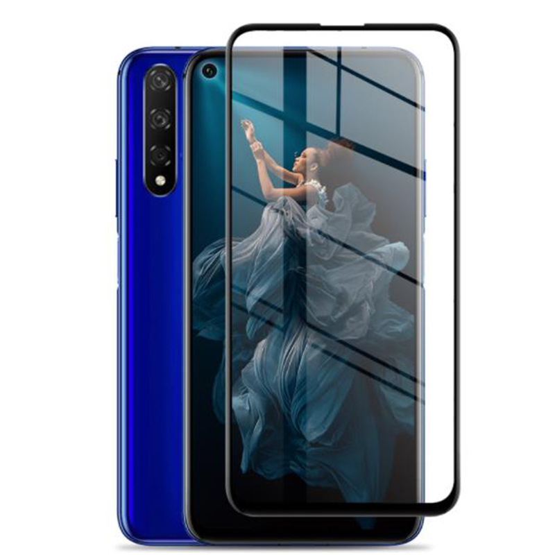 Tempered Glass for Oukitel C17 pro black Full Cover Protective Glas Screen Protector for Oukitel C17pro