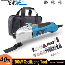 Oscillating-Tool-Kit Renovator Multi-Function NEWONE Electric Trimmer 300W Ce Saw-Accessories