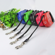 1pc Dog Leash Retractable Automatic Extending 8M Traction Rope Pet Walking Leads For Medium Large Dogs Lead Puppy Harness Collar цены