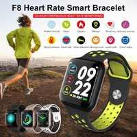 Relógio inteligente smatwatch esporte relógio pedômetro monitor de freqüência cardíaca em tempo real tempo relogio inteligente para todo o telefone inteligente