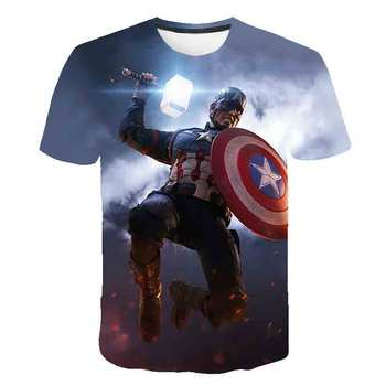 Avengers Superheroes T-Shirt for Kids 24