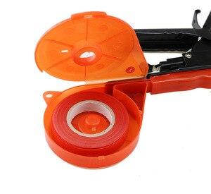 Image 5 - חדש כלי גינה צמח קשירת Tapetool Tapener מכונת סניף יד קשירת מכונת אריזה ירקות גזע חסון גיזום כלי סט
