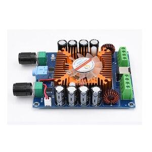 Image 5 - XH A372 TDA7850 Vier Kanal 50W * 4 HIFI Auto stereo Audio Verstärker Bord subwoofer verstärker Bass AMP Heimkino