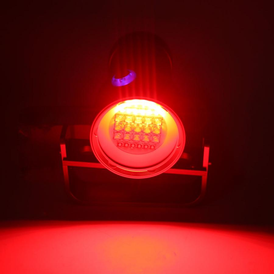 Bajo el agua linterna LED impermeable buceo Super brillante 80M Luz de relleno subacuático para escalar Camping - 4
