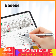 Baseus stylet universel multifonction écran tactile stylo capacitif tactile stylo pour iPad iPhone Samsung Xiaomi Huawei tablette stylo(China)