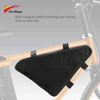 48V High Capacity Electric Bicycle Triangle Case Lithium Battery 18650 Cells for 48V 500W - 1500W High Power Ebike Motor