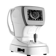 Автоматический оптический рефрактометр 6500K с кератометром FDA и CE   оптометрический оптический рефрактометр   автоматическая фокусировка   тестер просмотра
