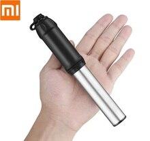 Mini pompe portable en alliage daluminium, tube gonflable haute pression pour vélo, basket ball, football, accessoires de cyclisme