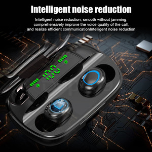 Image 5 - TWS Wireless Bluetooth Earphone Headphones Waterproof Sport Gaming Headset Noise Earbuds with Mic for iPhone Xiaomi + Charge Box