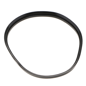 1 Piece Dust Proof Bayonet Seal Ring Rubber for for for Canon EF 24-105 24-70 17-40 16-35 mm Lens Repair (Black Circle) image