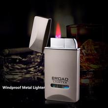 Металлическая ультратонкая ветрозащитная креативная газовая