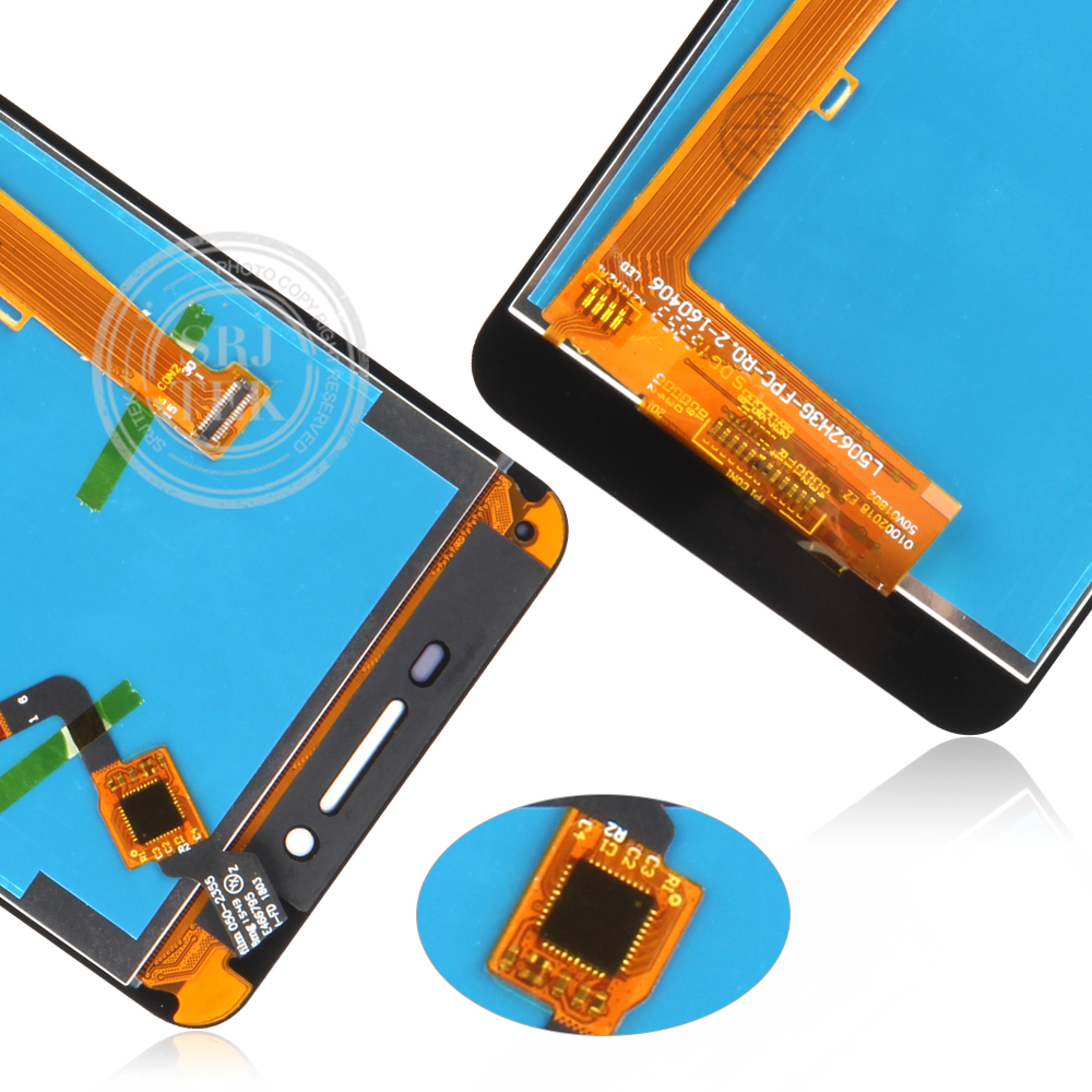 """Image 5 - ORIGINAL 5"""" 1280x720 IPS For Lenovo K5 LCD Display Touch Screen Digitizer with Frame for Lenovo Vibe K5 A6020A40 A6020 A40 LCDsMobile Phone LCD Screens   -"""
