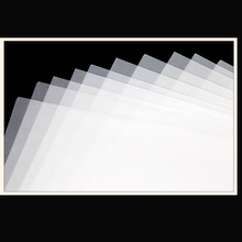 100pcs 73g Translucent Tracing Paperfor Patterns Calligraphy Craft Writing Copying Drawing Sheet Paper School Office Supplies