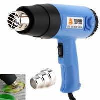 AC 110V / 220V 1500W Hot Air Electric Heat Gun Multifunctional Handheld Hotair Gun US / EU Plug