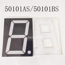 5pcs X 5 นิ้ว 1 ตัวเลข 8 Segment จอแสดงผล LED 50101AS/50101BS