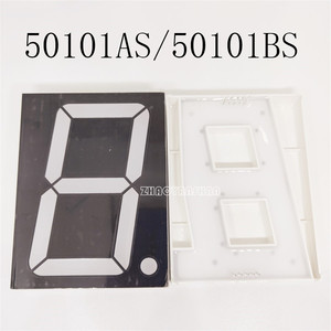 Image 1 - 5pcs X 5inch 1digit RED 8 segment led display 50101AS/50101BS