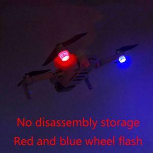 Image 5 - 1Set Flash LED Lights Night Flight Searchlight Flashlight Anti Lost Searchlight for DJI Mavic Mini Drone Accessories