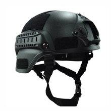 цена на Quality Lightweight Helmet Airsoft MH Tactical Helmet Outdoor Tactical Helmet CS SWAT Riding Protect Helmet