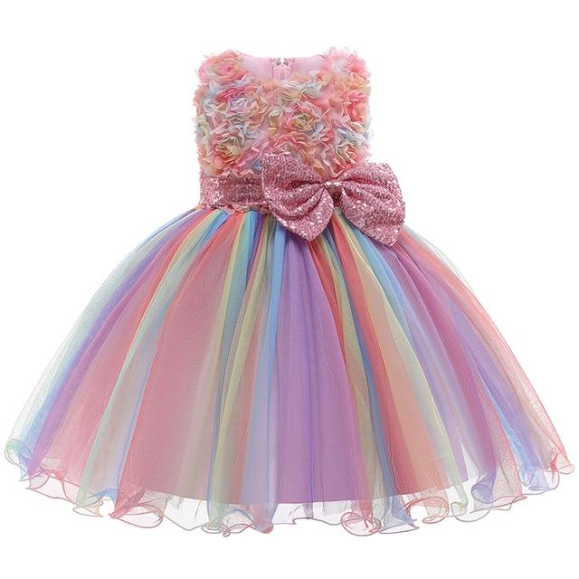 Flower  Vintage Embroidery Dress 6
