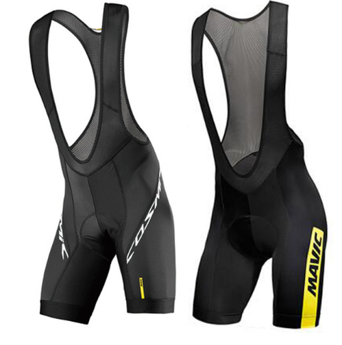 2020 Mavic Coolmax 9D Gepolsterte Tragerhose Stobfest MTB Fahrrad Shorts Rennrad Shorts Ciclismo Fur Manner