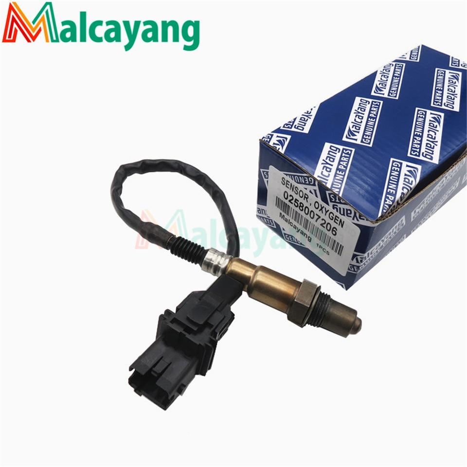 NEW OEM 0258007206 Wideband O2 UEGO Sensor Fit for LSU4.2 PLX AEM 30-2001 4100
