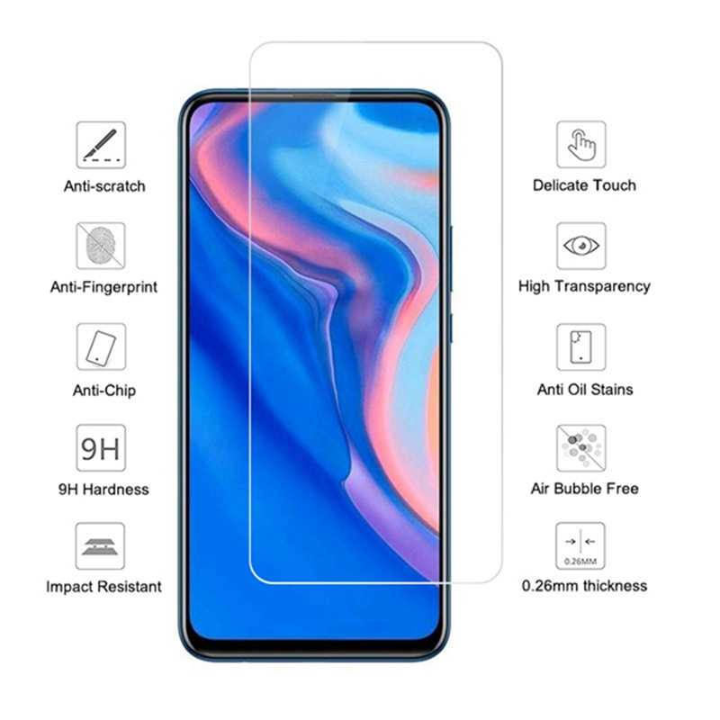 Protective Tempered Glass For Huawei P Smart 2018 Screen Protector Hawei P smart Plus 2019 Protection Glass For Huawei PSmart Z