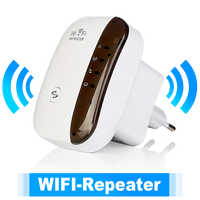 Drahtlose WiFi Repeater Wifi Extender 300Mbps WiFi Verstärker 802,11 N Wi Fi Booster Lange Palette Repiter Wi-fi Repeater Access punkt